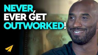 THIS is How You GET an INSANE WORK ETHIC! | Kobe Bryant | Top 10 Rules