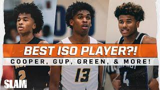Best ISO Player?!  Sharife Cooper, Jalen Green, Mikey Williams, Jaygup, & More!