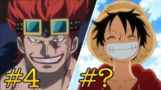 Top 10 Strongest One Piece characters at the end of the series
