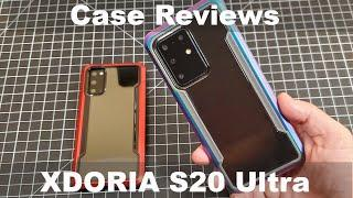 Get Your Samsung Galaxy S20 Ultra Case from Xdoria Today