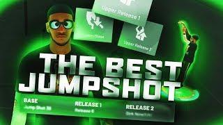 BEST CUSTOM JUMPSHOT IN NBA 2K20 AFTER PATCH 11! HIGHEST GREEN PERCENTAGE JUMPSHOT 2K20!