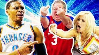 3 NBA Players Who Took Trash Talking PERSONALLY