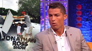 Cristiano Ronaldo On His Family's Privacy and Luxurious Lifestyle | The Jonathan Ross Show