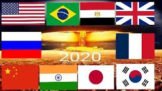 top 10 powerful military in the world 2020