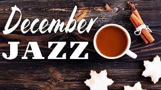 December JAZZ - Cozy JAZZ Music For Work & Study
