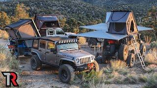 Awesome New Overland Camping Gear