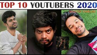 TOP 10 YOUTUBER IN 2020 PLEASE WATCH TILL END