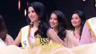 Pengumuman 6 Finalis Fast Track   Miss Indonesia 2020