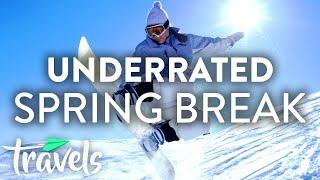 Top 10 Underrated Spring Break Destinations | MojoTravels