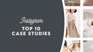 Top 10 Ecommerce Instagram Accounts - how to make money on Instagram - Instagram marketing tips