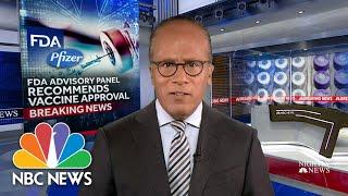 NBC Nightly News Broadcast (Full) - December 10th, 2020   NBC Nightly News
