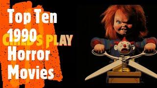 Top 10 HORROR Movies of 1990 at the Box Office