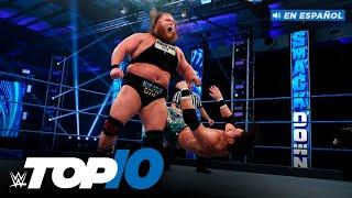 Top 10 Mejores Momentos de SmackDown En Español: WWE Top 10, May 15, 2020