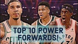 Top 10 Power Forwards - (Top 10 Power Forwards 2020)