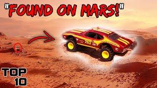Top 10 Scary Hot Wheels Theories