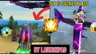 TOP 10 SECRET PLACE BY LAUNCHPAD AND BONUS TRICKS