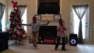 Blooper #2 - Tyler Butler-Figueroa-Violinist 2018 Christmas Tree - Dancing Taki Taki w/brother Adam