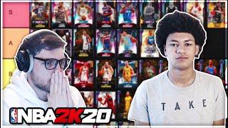 DBG REACTS TO YBC RANKING THE BEST POINT GUARDS IN NBA 2K20 MyTEAM (Tier List)