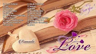 Top Romantic Greatest Love Songs Collection ❤️❤️ Most Old Beautiful Love Songs 80's 90's
