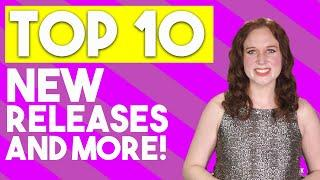 Top 10 New Releases (February 9th-19th, 2020) | New TableTop Games | New This Week