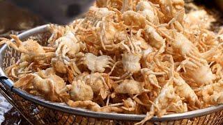 ETTV Fried Food Top10 / korean street food
