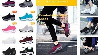 Best Walking Shoes for Women - Slow Man | Top Beautyful TV