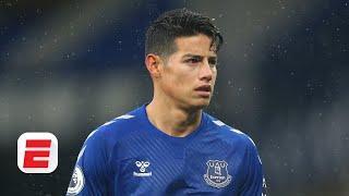 Everton's James Rodriguez has sprinkled STAR DUST on Goodison Park - Ian Darke   ESPN FC