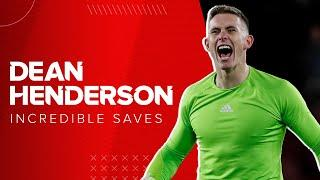 DEAN HENDERSON INCREDIBLE SAVES COMPILATION! | Best saves from 19/20 Premier League season