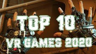 TOP 10 Most Anticipated VR Games 2020
