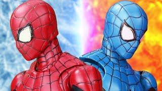 Spider Man & Iron Man Top 10 Prison Break In Spider-verse Figure Stopmotion