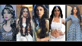 Which Naagin Actress Has Most Beautiful Face & Sexiest Figure from Naagin Series