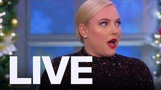 Whoopi To Meghan McCain: 'Girl, Please Stop Talking' | ET Canada LIVE