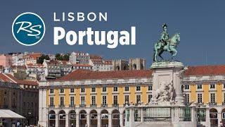 Lisbon, Portugal: Distinctive Architecture - Rick Steves' Europe Travel Guide - Travel Bite