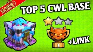 New Top 5 * Th13 Cwl Base With Link (2020) | Town Hall 13 Base Copy Link | Clash of Clans