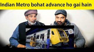 Pakistani Reaction on Top 10 Biggest Metro system in India