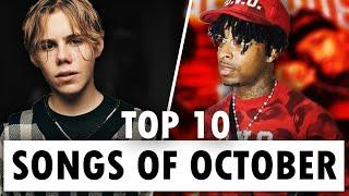 TOP 10 RAP SONGS OF THE MONTH (OCTOBER)