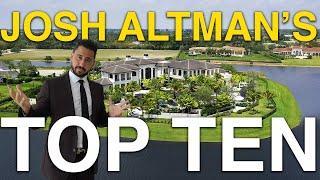 TOP 10 PROPERTIES OF THE WEEK | JOSH ALTMAN | REAL ESTATE | EPISODE #13