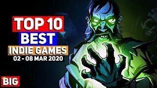Top 10 BEST NEW Indie Game Releases: 02 - 08 Mar 2020