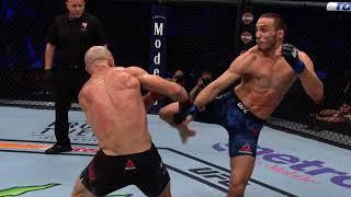 Top Finishes from UFC Moscow Fighters