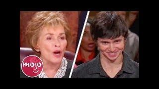 Top 10 Times Judge Judy Owned People in Court - New