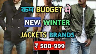 2021 Top 10 BEST BUDGET JACKETS Under Rs 999 | Jackets Every Man Should Own | Style Saiyan