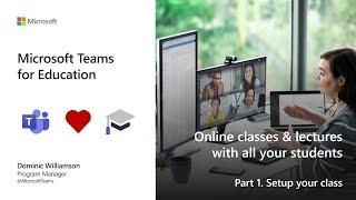 Microsoft Teams online meetings with student groups or anyone via their email