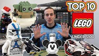 Top 10 LEGO Sets Under $100