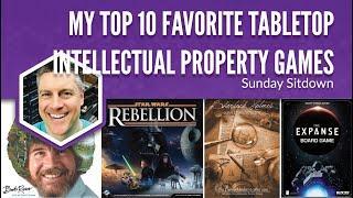 My Top 10 Favorite IP Games