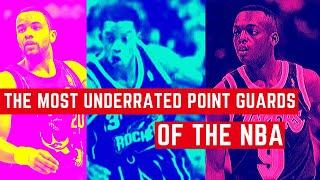 The Top Underrated Point Guards in NBA History