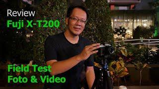 Review Fujifilm X-T200 Field Test