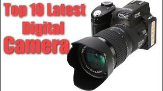 Top 10 Latest Digital Cameras in the Market || Canon, Nikon, Digital Camera Camcorder Full HD 1080P
