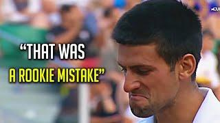 The 7 Worst Things You Can Do in Tennis