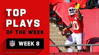 Top Plays from Week 8 | NFL 2020 Highlights