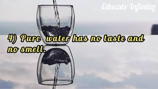 Top 10 Interesting Facts About Water